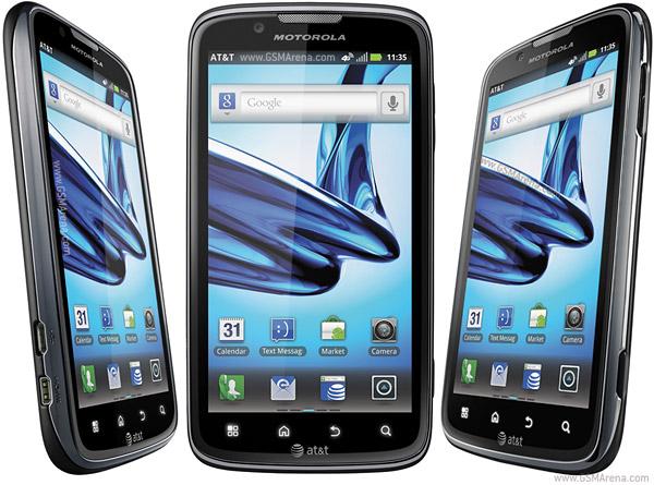 Motorola ATRIX 2 MB865