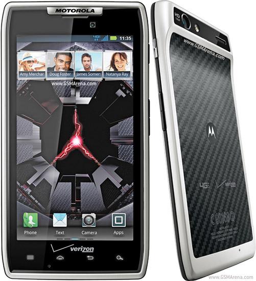 Motorola DROID RAZR XT912