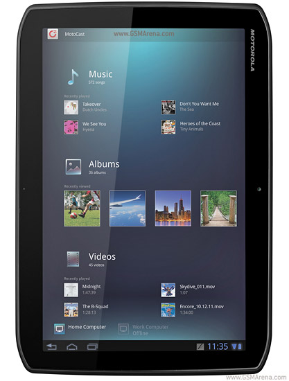 Motorola XOOM 2 MZ615