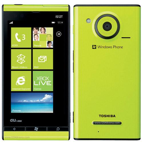 Toshiba Windows Phone IS12T