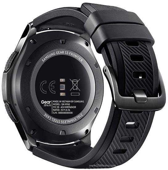 Samsung Gear S3 frontier LTE