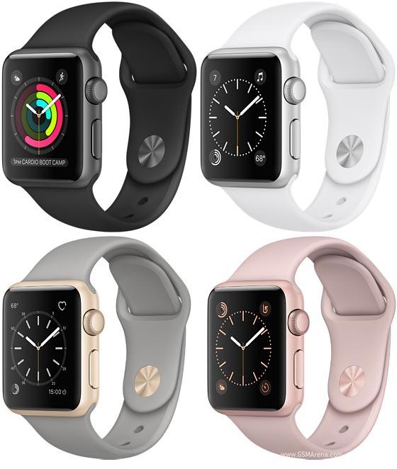 newest 073c1 3fc19 Apple Watch Series 1 Aluminum 38mm полный обзор