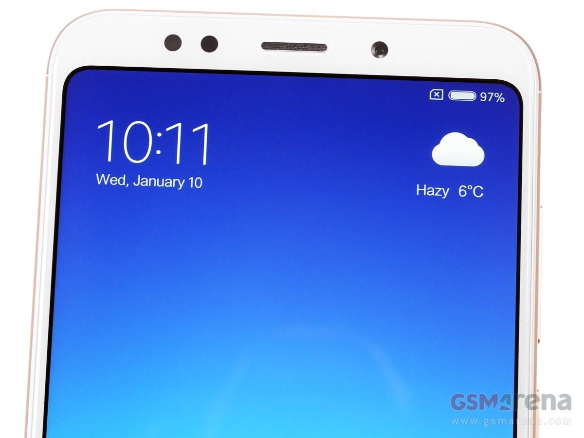Xiaomi Redmi 5 Plus (Redmi Note 5)