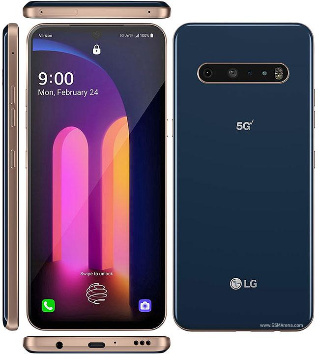 LG V60 ThinQ 5G UW