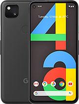 Google выпустил 5.81 дюймовый  Pixel 4a