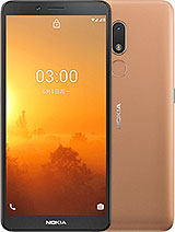 Nokia представила  C3 полный обзор