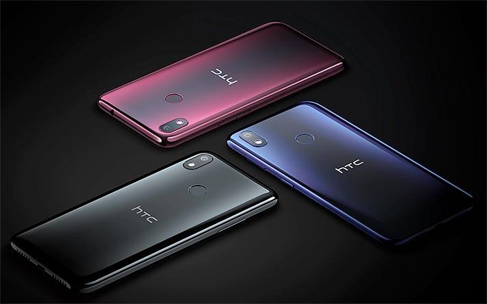 HTC Wildfire E1 plus