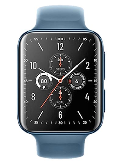 Oppo анонсировала  Watch 2